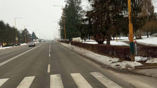 Odstávka verejného osvetlenia - Bardejovská