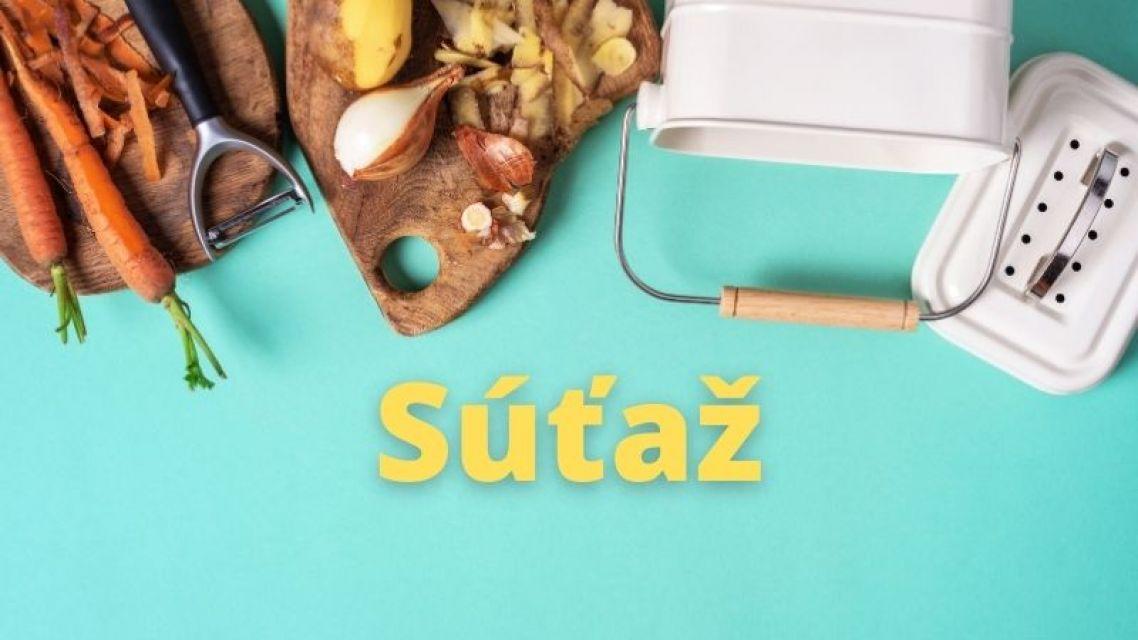 SÚŤAŽ - kuchynský odpad 2 - ukončená